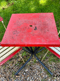 Vintage Wooden Bench, Painted - Lovingly Made - Antiques & Vintage Furniture - Sussex
