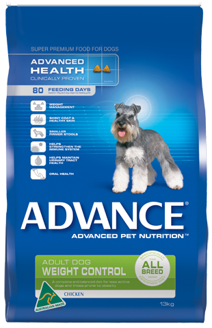 ADVANCE Adult Weight Control All Breed Chicken