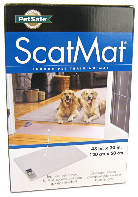 PETSAFE ScatMat Indoor Pet Training Mat - RENTAL 3 week