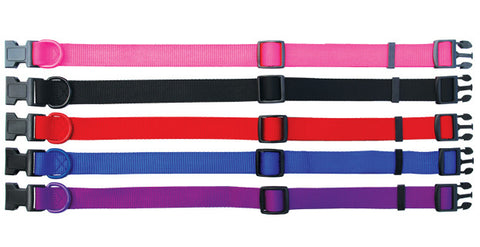 BEAU PETS Puppy Collar Nylon Adjustable