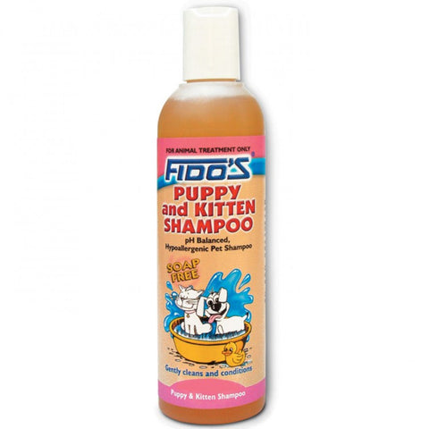 FIDO'S Puppy & Kitten Shampoo 250ml