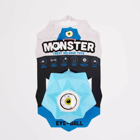 Monster Treat Release Dog Toys