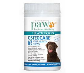 SPECIAL ORDER ~ PAW Osteocare Joint Health Chews 500g