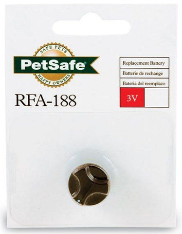 PETSAFE 3v Replacement Battery - 1 pack