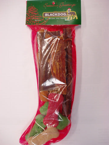 BLACKDOG Xmas Stocking