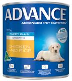 ADVANCE Puppy Plus Growth, Chicken & Rice 700g