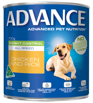 ADVANCE Adult Weight Control Chicken & Rice