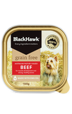BLACK HAWK Grain Free Beef 100g