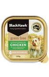 BLACK HAWK Grain Free Chicken Canned 100g