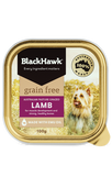 BLACK HAWK Grain Free Lamb Canned 100g
