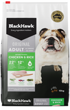BLACK HAWK Adult Chicken & Rice
