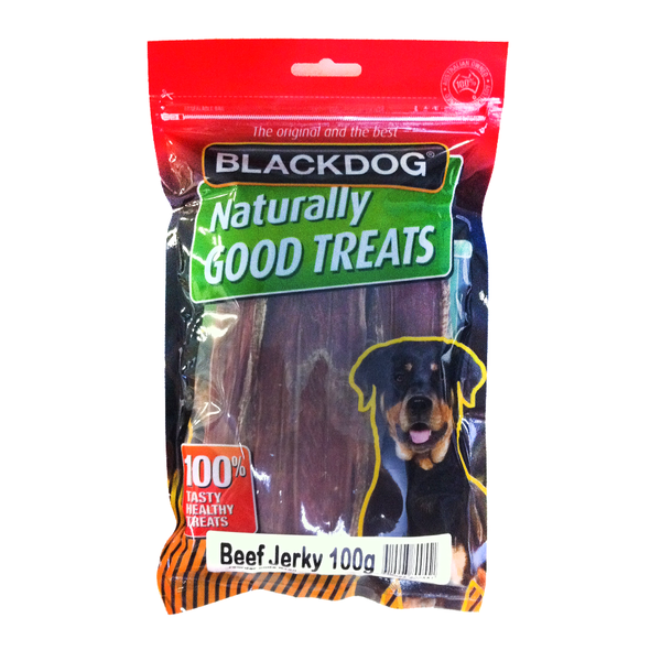 BLACKDOG Beef Jerky
