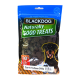 BLACKDOG Carob Buttons