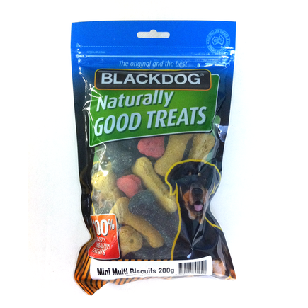BLACKDOG Mini Multi Mix Biscuits