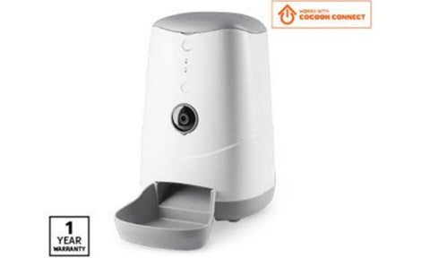 COCOON Smart Video Pet Feeder - RENTAL per day