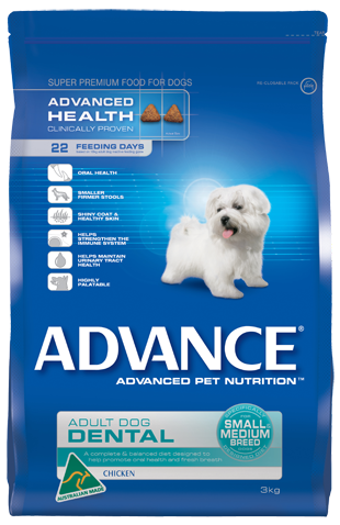 ADVOCATE Dog 0-4kg Green