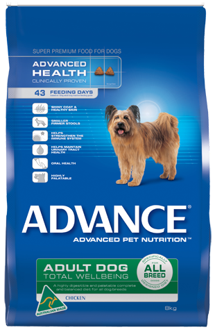 HSD Canine Adult Advanced Fitness Original 12kg
