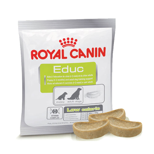ROYAL CANIN Educ Low Calorie Treats 50g