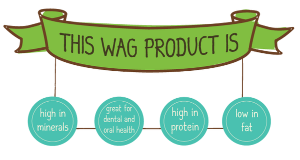 WAG Beef Jerky 200g