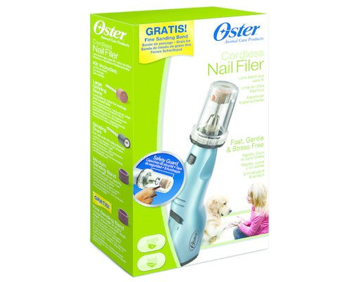 OSTER Nail File