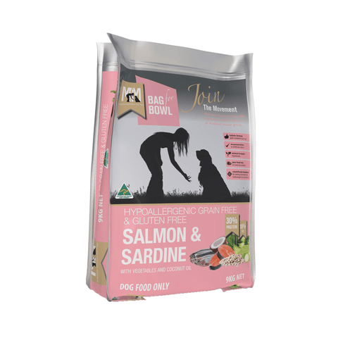 MEALS FOR MUTTS Grain Free Salmon & Sardine