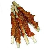 SPECIAL ORDER ~ BLACKDOG Chicken Twist Stick 25 pack