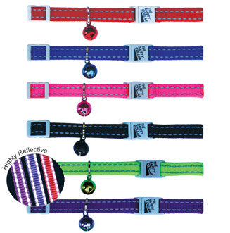 BEAU PETS Cat Collar Safe-Buckle
