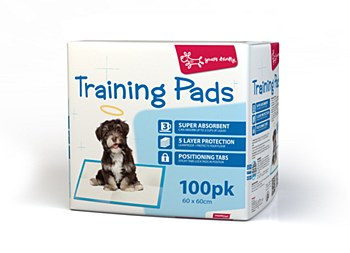 Yours Droolly Training Pads