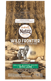 NUTRO Wild Frontier Adult Rolling Meadows Recipe Grain Free Lamb