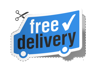 Free Delivery of Custom Chair Mats