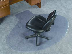 Chair Mat for Carpet, Beaker Mat