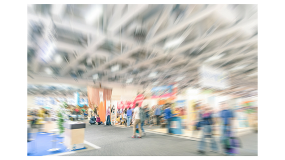 The 4 Real Reasons Your Trade Show Booth Gets Traffic