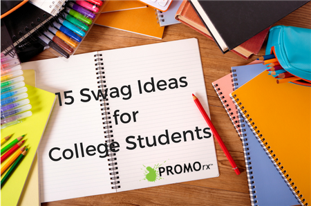 15 Swag Ideas for College Students Updated 2019  sc 1 st  PROMOrx & 15 Swag Ideas for College Students: Updated 2019 - PROMOrx