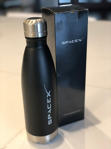 SpaceX Swag Bottle