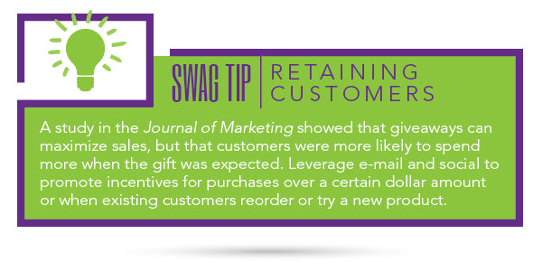 retaining customers tip