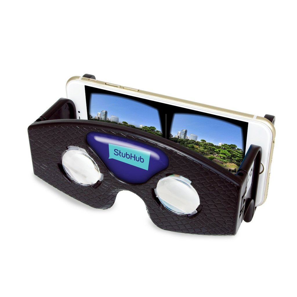 Custom VR glasses