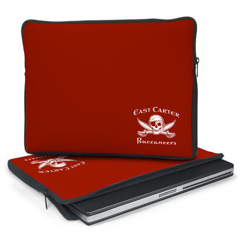 Neoprene Laptop Sleeve Red