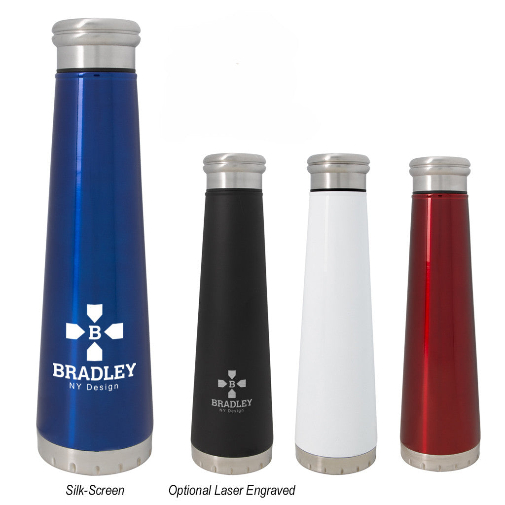 16 oz Insulated Stainless Steel Bottle
