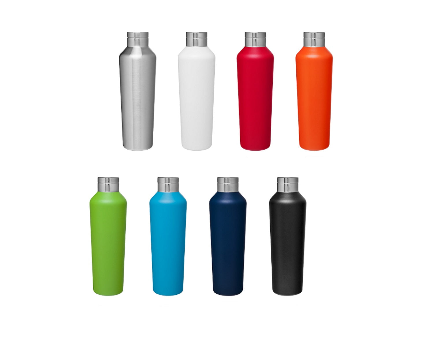 Custom insulated bottle colors