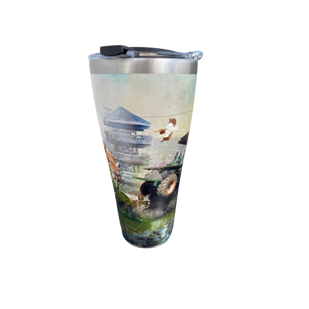 The Boss Custom Insulated Stainless Tumblers