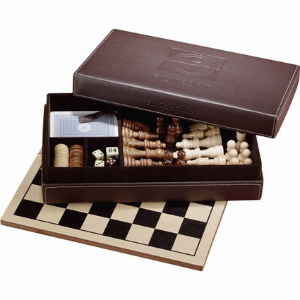 6 in 1 Board Game Gift Set