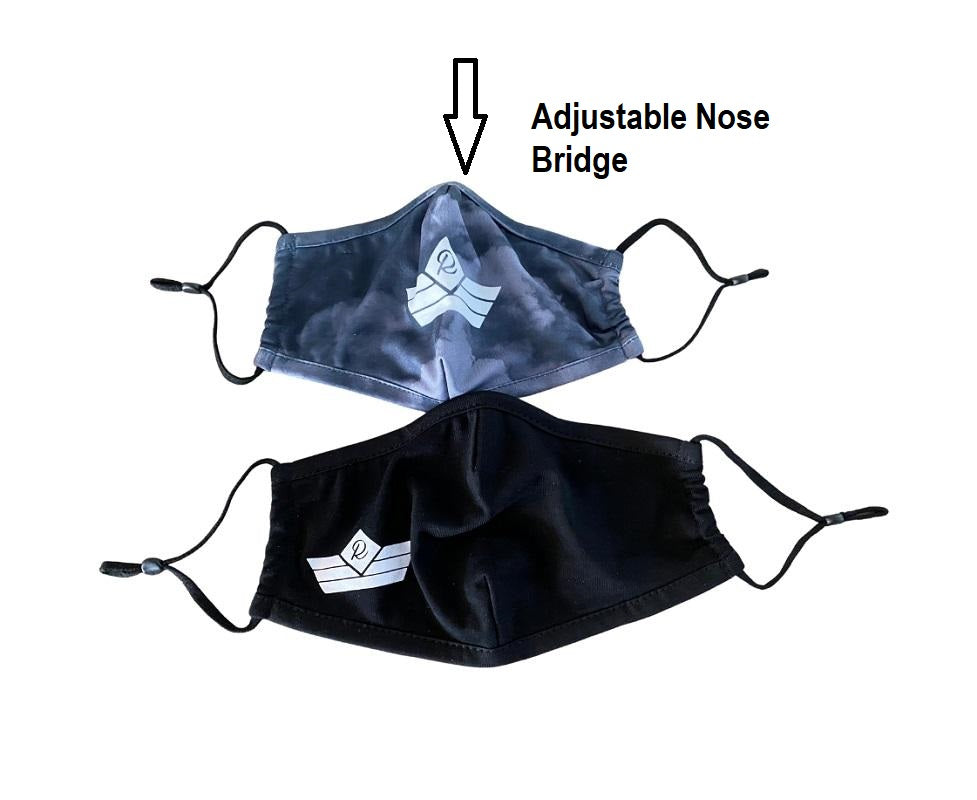 adjustable face mask adjustable nose bridge