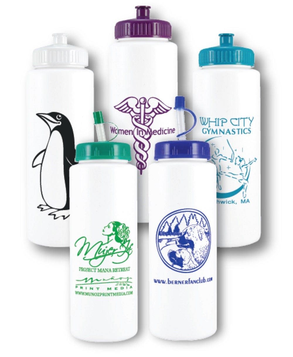 32 oz. Water Sport Bottle BPA Free