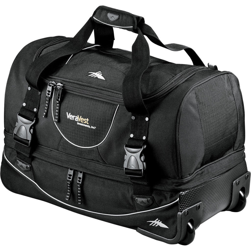 Carry-On Rolling Travel Bag