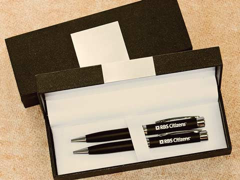 Stylus Pen Packaging (Shown with Different Pen)