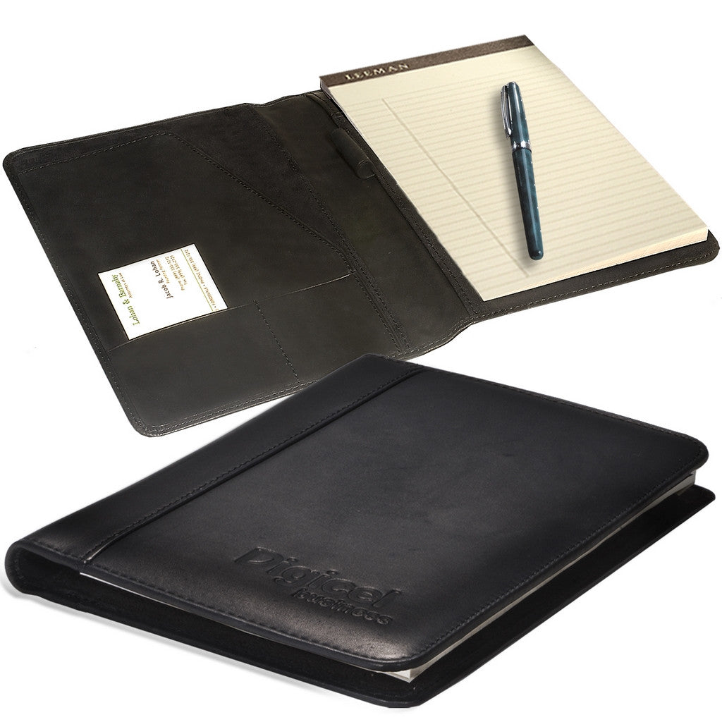 Full-Grain Leather Junior Portfolio