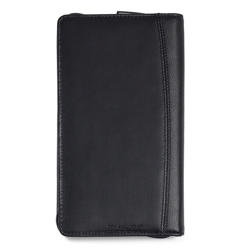 Leather Travel Organizer and Wallet