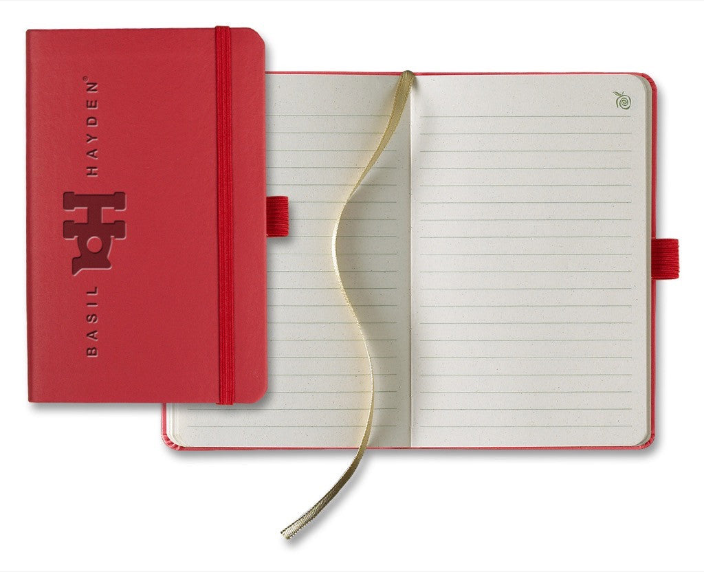 Red Delicious Apple Paper Journal