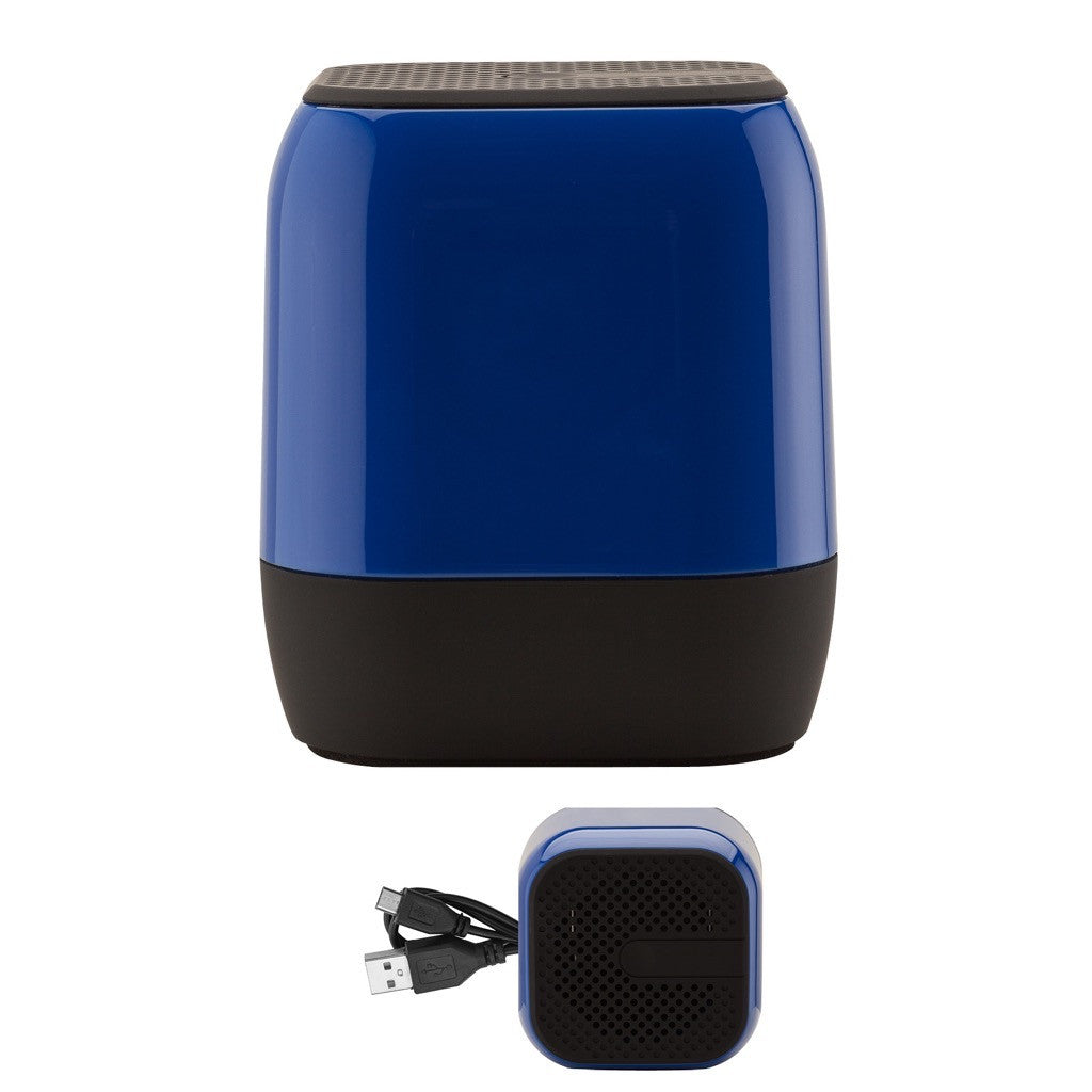 Portable Bluetooth Cube Speaker
