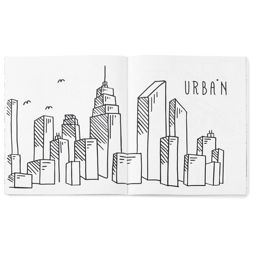 Promotional Adult Coloring Books | PROMOrx